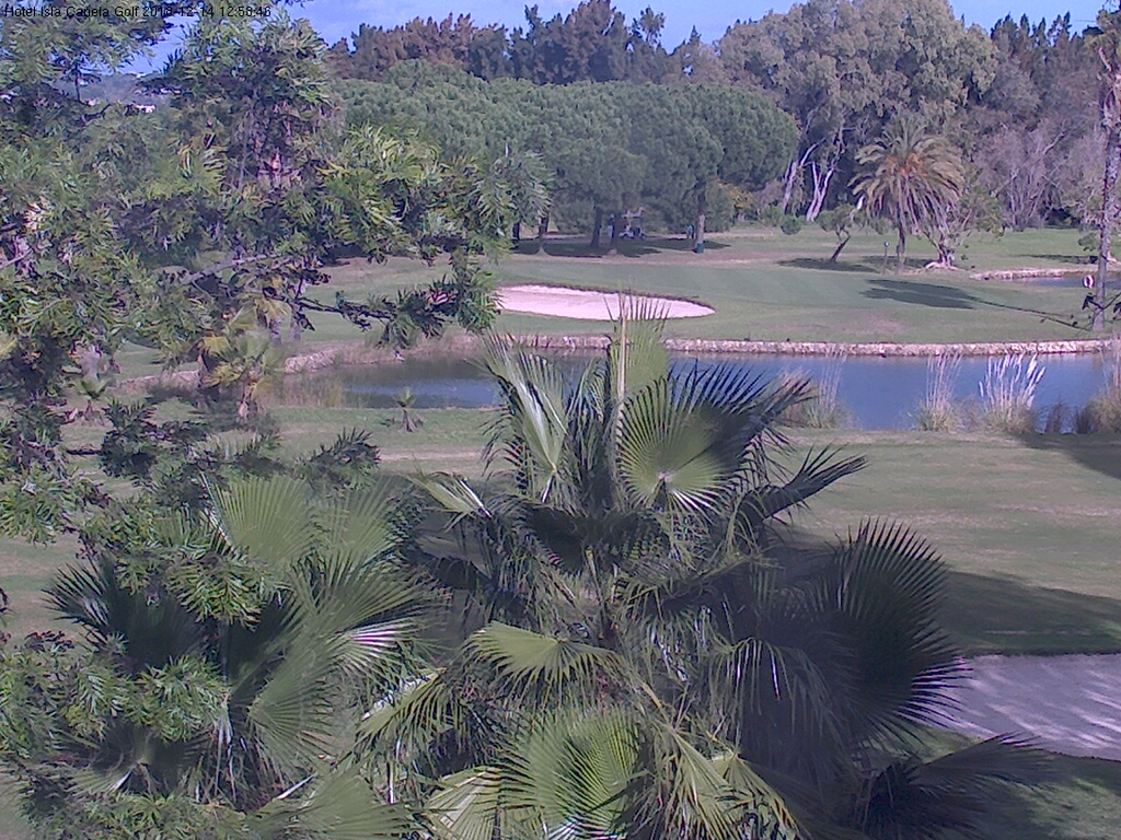 Golf Isla Canela Webcam